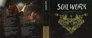 Soilwork - Live In The Heart Of Helsinki - Digipack