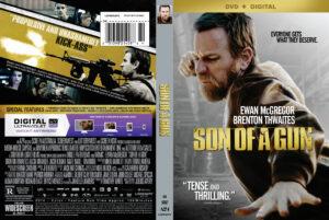 Son of a Gun dvd cover