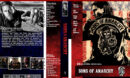 Sons of Anarchy - Staffel 1 (2008) R2 german custom