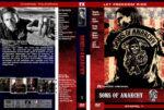 Sons of Anarchy – Staffel 1 (2008) R2 german custom