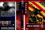 Sons of Anarchy – Staffel 2 (2009) R2 german custom