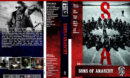 Sons of Anarchy - Staffel 5 (2012) R2 german custom