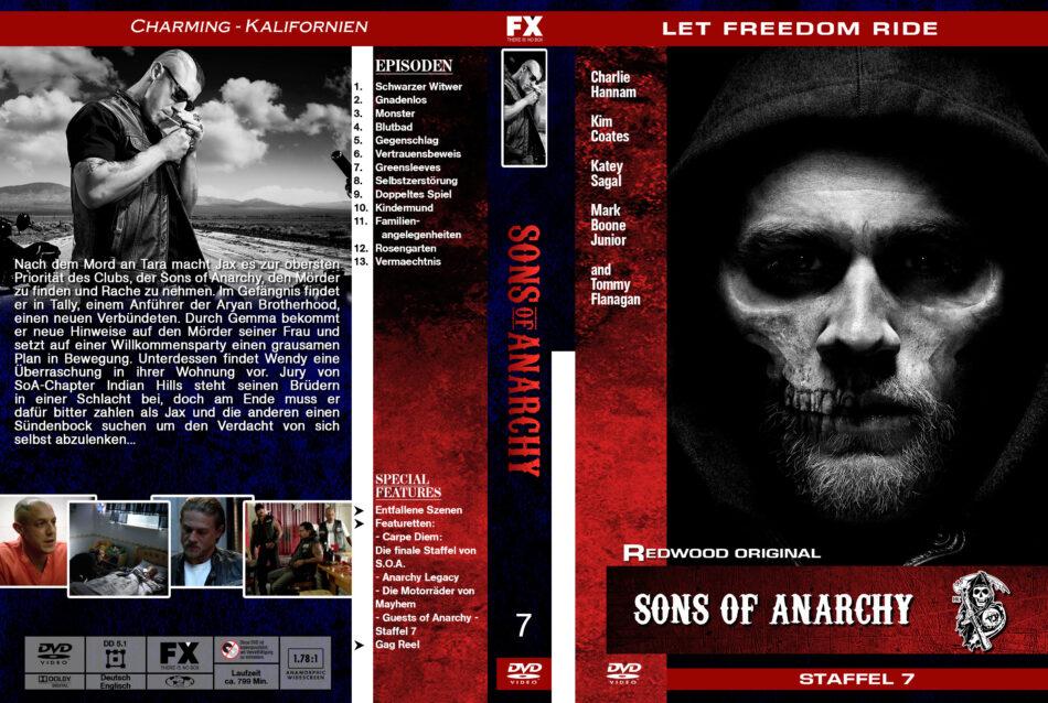 Netflix Sons Of Anarchy Staffel 7 Deutschland