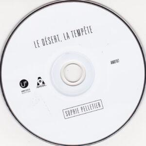Sophie Pelletier - Le Désert La Tempête - CD