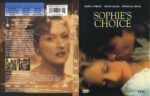Sophie's Choice (1982) R1 DVD Cover & Label