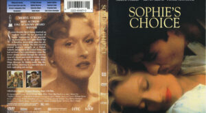 Sophie's Choice dvd cover