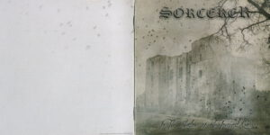 Sorcerer - In The Shadow Of The Inverted Cross - Booklet (1-4)