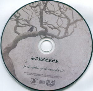 Sorcerer - In The Shadow Of The Inverted Cross - CD