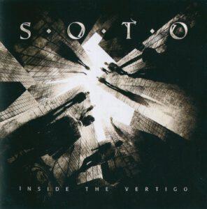 Soto (Jeff Scott Soto) - Inside The Vertigo - 1Front