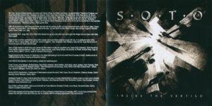 Soto (Jeff Scott Soto) - Inside The Vertigo - Booklet (1-6)