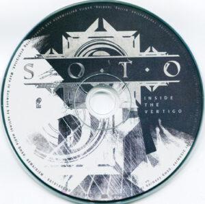 Soto (Jeff Scott Soto) - Inside The Vertigo - CD
