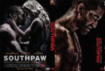 Southpaw (2015) Custom DVD Cover