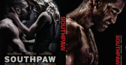 Southpaw dvd cover