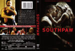 Southpaw (2015) R1 DVD Cover