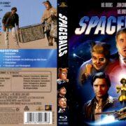 Spaceballs (1987) Blu-Ray German