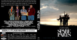 spare parts blu-ray dvd cover