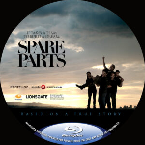 Spare Parts Custom BD Label
