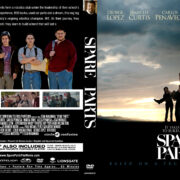 Spare Parts (2015) R0 Custom Cover & Label