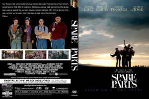 Spare Parts Custom Cover