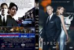 Spectre (2015) R1 Custom DVD Cover