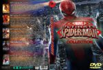 Spider-Man Ultimate Collection R0 Custom DVD Cover