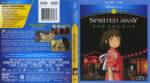 Spirited Away (2001) R1 Blu-Ray