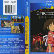 Spirited Away (2001) R1 Blu-Ray