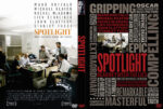 Spotlight (2015) Custom DVD Cover