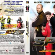 Spy (2015) R1 DVD Cover