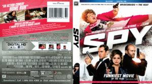 spy blu-ray dvd cover