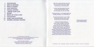 St Vincent - St Vincent (Booklet 02)