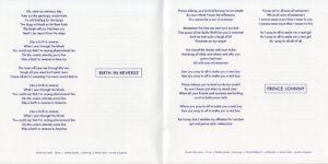 St Vincent - St Vincent (Booklet 03)