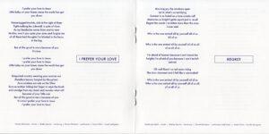 St Vincent - St Vincent (Booklet 05)