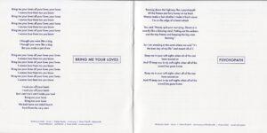 St Vincent - St Vincent (Booklet 06)