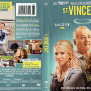 St. Vincent (2014) R1 DVD Cover