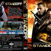 Standoff (2016) R1 CUSTOM DVD Cover