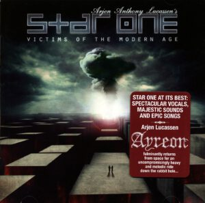 Star One - Victims Of The Modern Age - 1Front