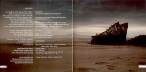 Star One - Victims Of The Modern Age - Booklet (8-10)