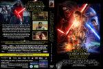 STAR WARS: THE FORCE AWAKENS (2015) R1 Custom DVD Cover