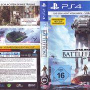 Star Wars Battlefront (2015) PS4 PAL GERMAN
