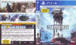 Star Wars Battlefront (2015) V2 PS4 EU German