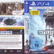 Star Wars Battlefront (2015) V2 PS4 EU German