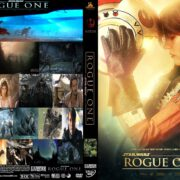 Rogue One: A Star Wars Story (2016) R1 Custom Dvd Cover