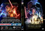 Star Wars: The Force Awakens (2015) R1 CUSTOM DVD Cover