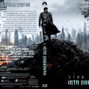 Star Trek: Into Darkness (2013) R2 Blu-ray German