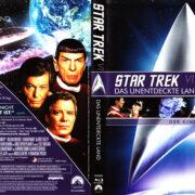 Star Trek: Das unentdeckte Land (1991) R2 Blu-Ray German
