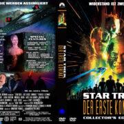 Star Trek 8: Der erste Kontakt (1996) R2 German