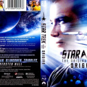 Star Trek (TOS): Origins (2013) Blu-Ray German
