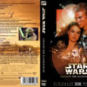Star Wars: Angriff der Klonkrieger (2002) R2 german