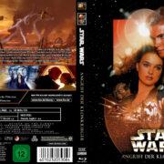 Star Wars: Angriff der Klonkrieger (2002) R2 Blu-Ray German